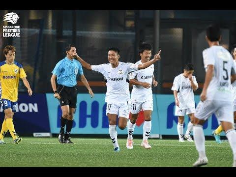 2018 Singapore Premier League: Tampines Rovers FC 3-4 Albirex Niigata FC (S)