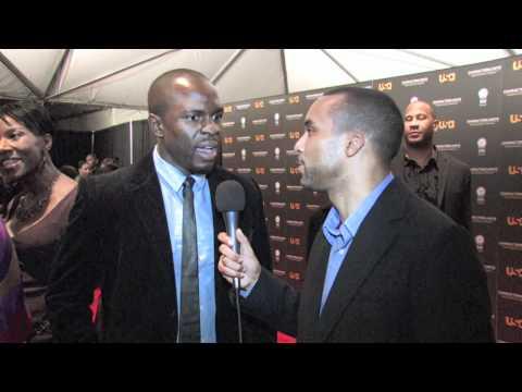 Gbenga Akinnagbe Interview W/ Shaun Amin