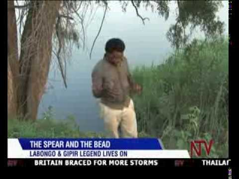 The Legend of the Spear and the Bead