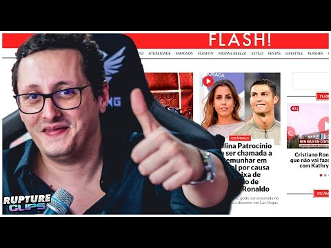"""ZORLAK REACT - """"NOTICIAS DA REVISTA FLASH"""""""
