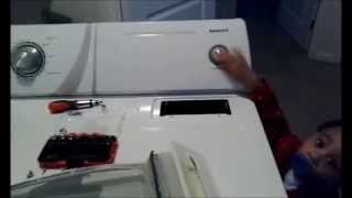 How To Fix Dryer Lint Trap Problems (Removing Items That Have Fallen Into The Trap)