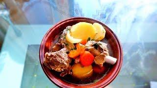 Готовим очень вкусную Шурпу из говядины!!!!