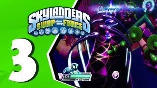 Skylanders Swap Force (Redo) Walkthrough Part 3: Mudwater Hallow [Playstation 4]