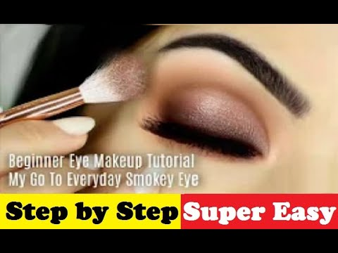 natural eye makeup tutorial  beginner eye makeup tutorial