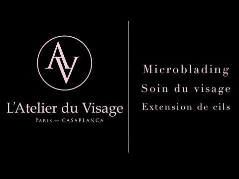 Nous vous apprenons l'art du MICROBLADING | L'Atelier Du Visage Casablanca