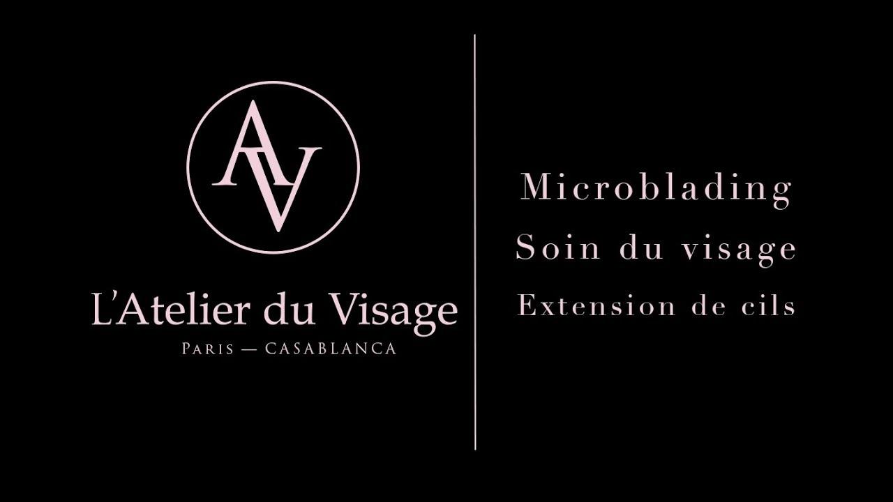 Nous Vous Apprenons Lart Du Microblading Latelier Du Visage Casablanca