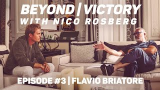 "FLAVIO BRIATORE | ""Learnings from Michael Schumacher"" 