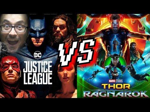 Justice League VS Thor 3 - Double-Critique par Benzaie