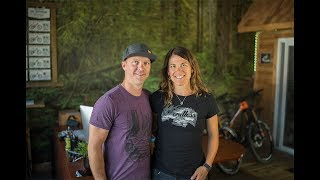 Meet Endless Biking founders, Kelli Sherbinin & Darren Butler