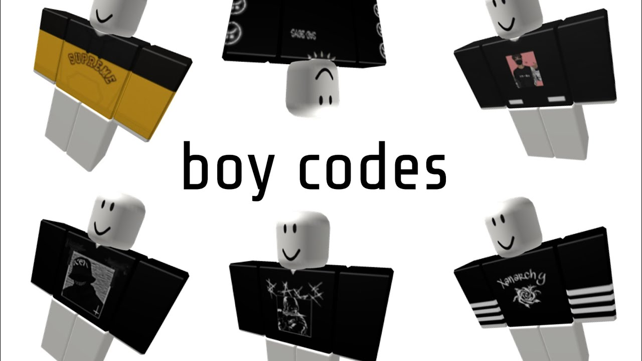 Clothing Roblox Boy Clothes Codes Robloxian Highschool Boy Codes Youtube