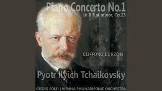Piano Concerto No. 1 in B-Flat Minor, Op. 23: II. Andantino semplice - Prestissimo - Tempo primo