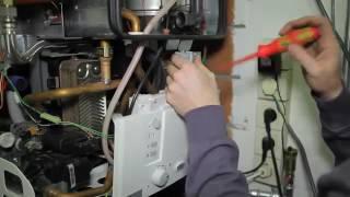 Onderhoud gaswandketel door Junkers Service