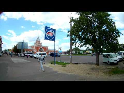 Чернигов Автовокзал центральный АТБ около автовокзала 16.06.17