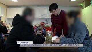 Yvelines | Solidarité : Balisqy, une boutique alimentaire pour aider à la réinsertion