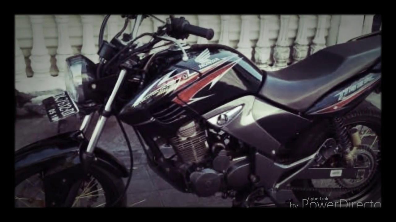 Modifikasi Keren Dan Simpel  U0026quot  Honda Tiger Revo U0026quot