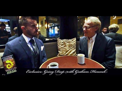 Exclusive: Going Deep with Graham Hancock
