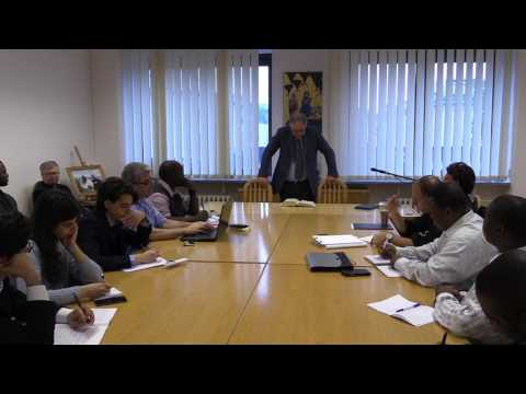 Rocco Buttiglione – The Human Person between Objective and Subjective Truth (lecture 1)