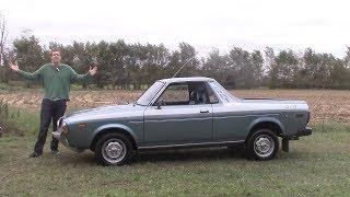 Subaru BRAT: всё что вам нужно знать