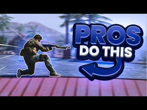 100% of PROS Use These Movement Tips in COLD WAR
