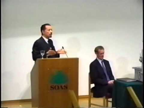 Ahmed Zaki Yamani Lecture on The House of Khadija