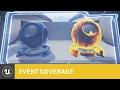 UE4 Tools Demonstration | GDC 2014 Event
