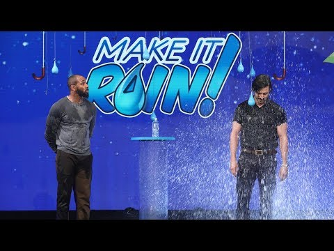 Milo Ventimiglia Gets Wet in 'Make It Rain'