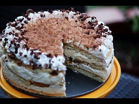 How to make Italian Tiramisu Cake Easy Tiramisu Recipe Heghineh