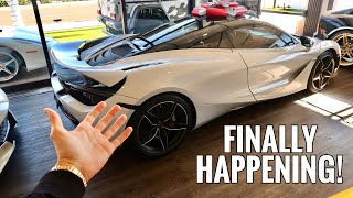 Supercar Shopping for my Birthday!