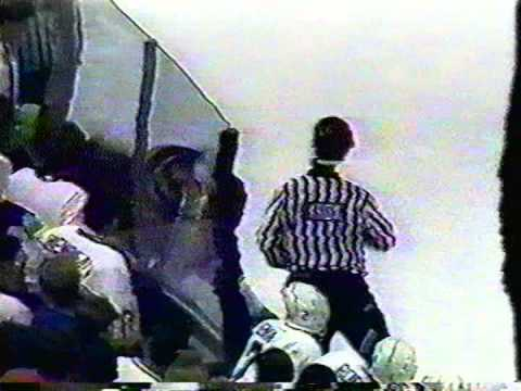 Classic Hockey Fights from the 80's
