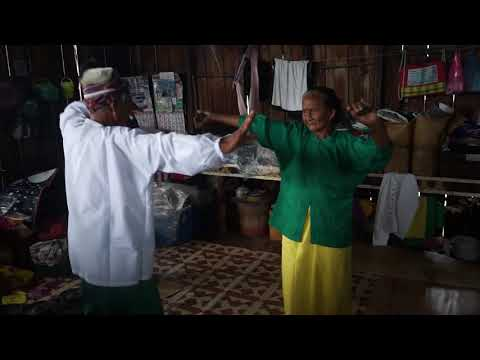 Bajau Laut – An Elderly Couple Performs Traditional