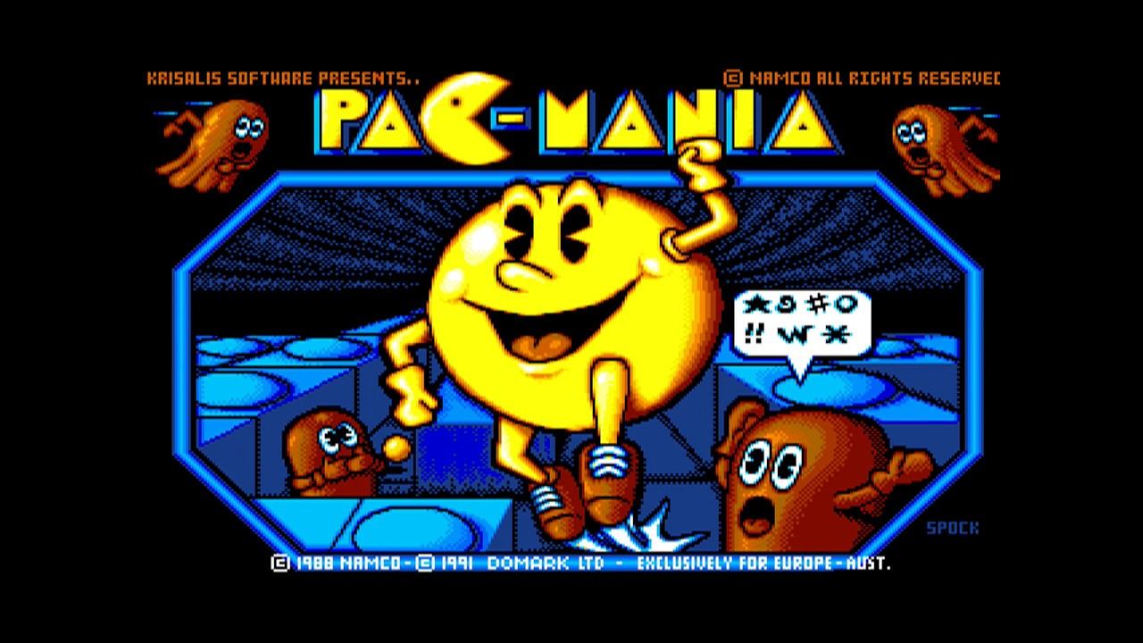 MiSTer (FPGA) Acorn Archimedes (Archie): Pac-Mania – PHP Video Academy