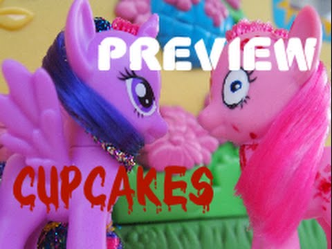 My Little Pony Cupcakes Toy Version Official Trailer
