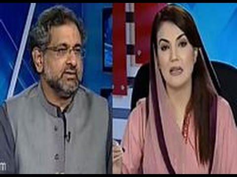 Tabdeeli Reham Khan Kay Saath 1 February 2016 - Khaqan Abbasi Petroleum Mnister of Pakistan