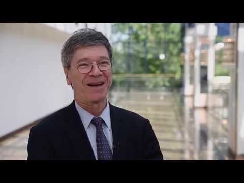 "Interview with Jeffrey D. Sachs: ""Take the goals seriously"""