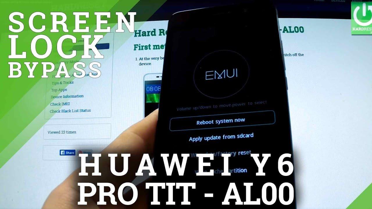 Hard Reset HUAWEI Y336-U02 - HardReset info