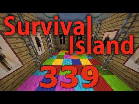 Minecraft- Survival Island [339] Cocoa on the Dance Floor
