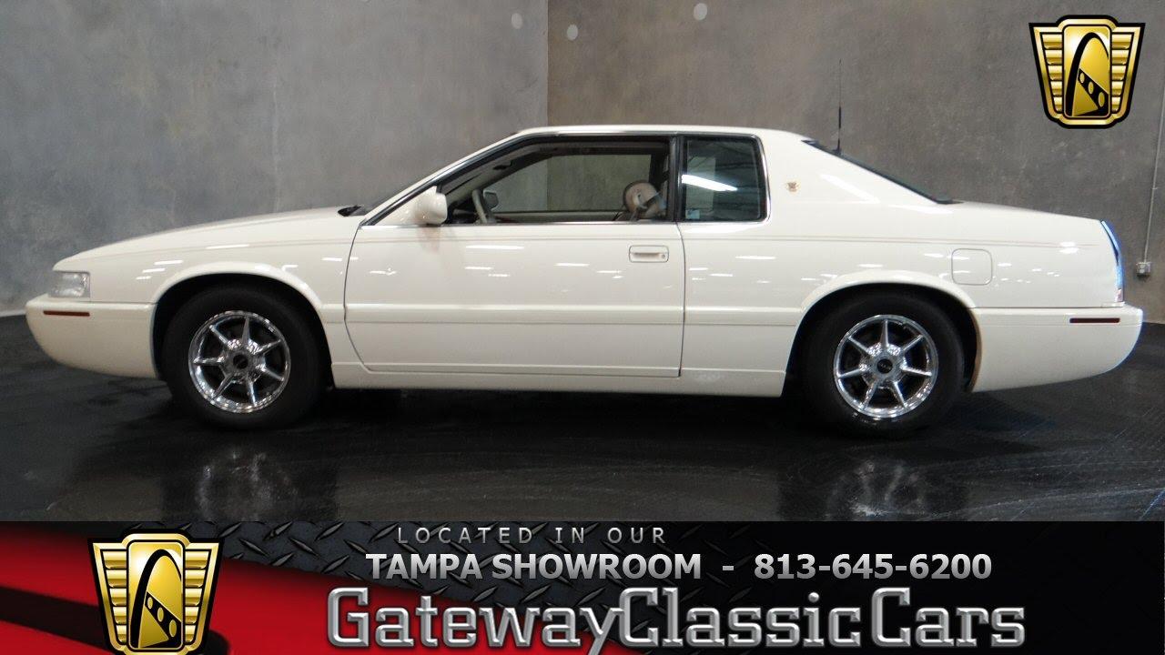 2002 Cadillac Eldorado Collector Edition - YouTube