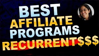 Best Affiliate Programs to Make Recurring Passive Income [in 2020]