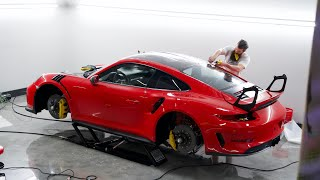 OUR MOST THOROUGH DETAIL TO DATE: THE GT3RS 150 HOURS