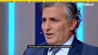 Эльман Пашаев: «С Ефремовым встречались в ресторане»