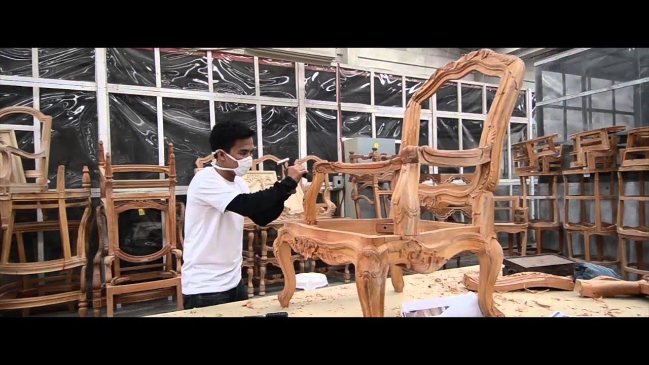 Chair Craftsmanship YouTube – Carson Chair