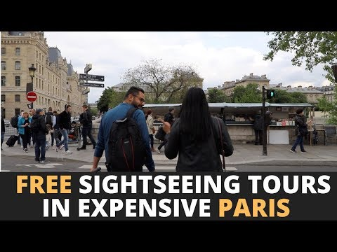 FREE Walking Tours In Paris - How To Get a Free Guided Walking Tour in Expensive European Cities