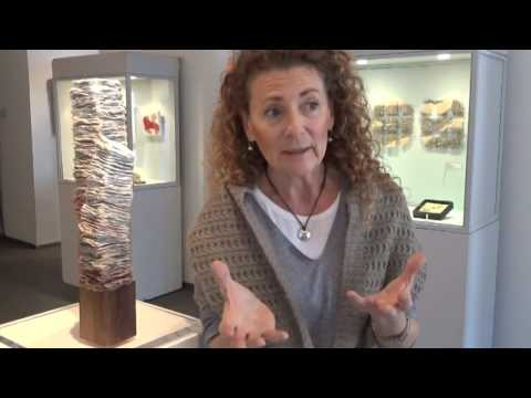 "<h3 class=""list-group-item-title"">Myriam Jawerbaum - 1er Premio Mediano Formato - XII Salón de Arte Textil</h3>"