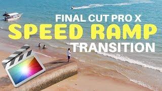 Speed Ramp Trick Final Cut Pro X | Creative!