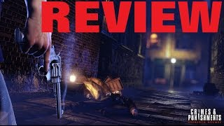 Sherlock Holmes Crimes & Punishments Review