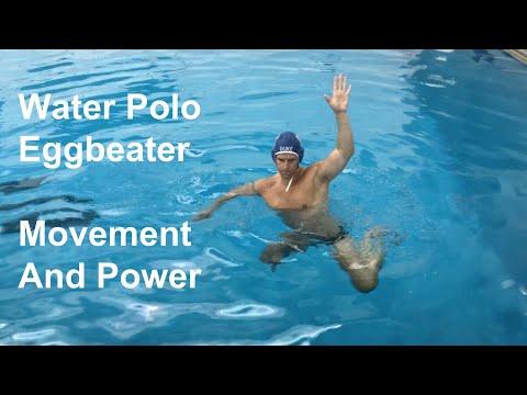 Eggbeater Fundamentals Part 1: Movement and Power Development
