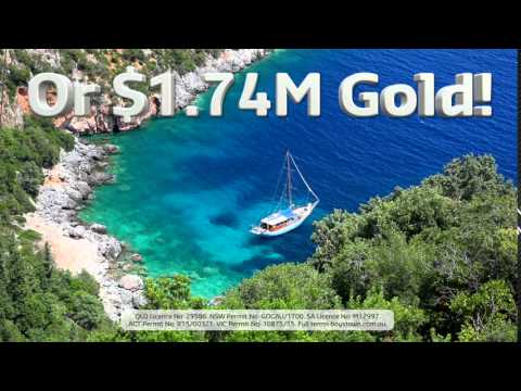 Hurry! Win $1.74 Million In Gold Or A Luxury Sydney Home!