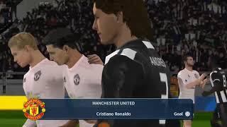 MANCHESTER UNITED VS ANGERS | 6-0 | ALL GOALS