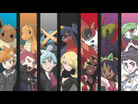 Pokemon - All Champion Battle Themes V4