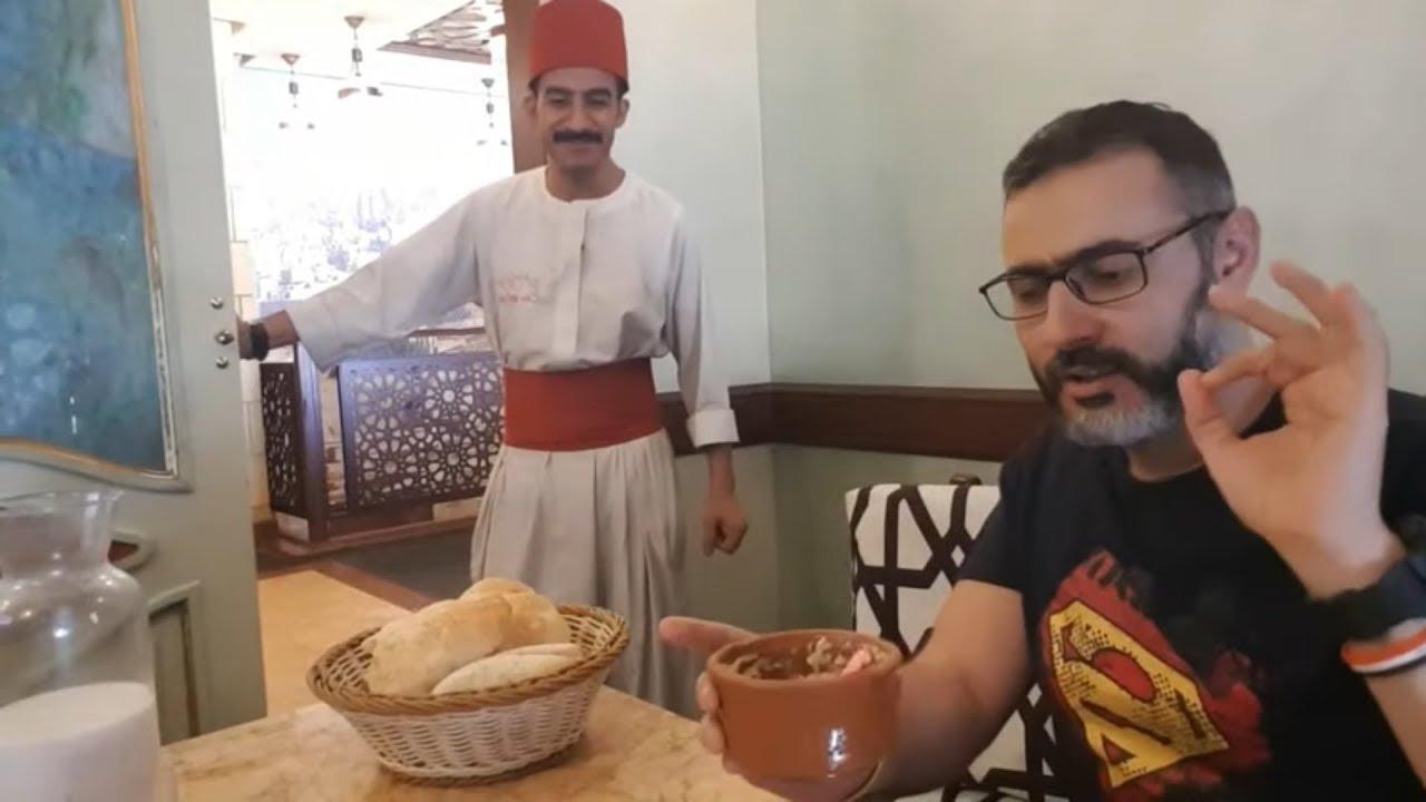 مطعم حارة مصرية بالرياض كأنك في خان الخليلي Youtube